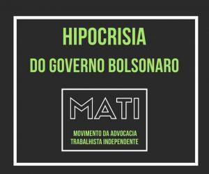 HIPOCRISIA!!