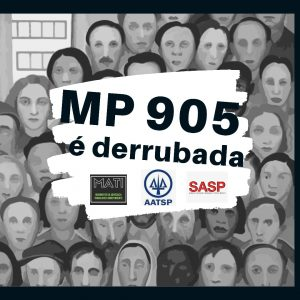 NOTA PÚBLICA SOBRE A DERRUBADA DA MP 905